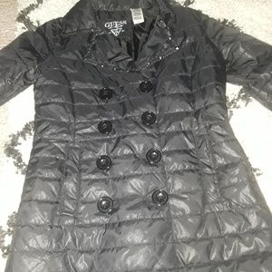 Girls Guess coat